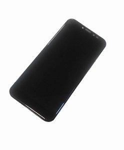 Conjunto Frontal Tela Display Touch P/ Celular Philco Pcs01