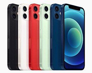 """Apple iPhone 12 A2172 128GB Super Retina XDR de 6.1"""" Dual de 12MP / 12MP iOS -  Original Lacrado na Caixa - 1 Ano de Garantia Apple"""