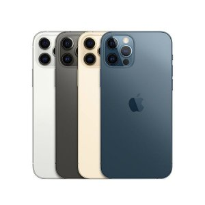"iPhone 12 Pro 128GB - Seminovo de Vitrine - tela 6,1"" Câmera tripla 12MP iOS"