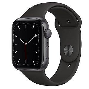 Apple Watch SE 44 mm - Seminovo de Vitrine - Space Grey / Black