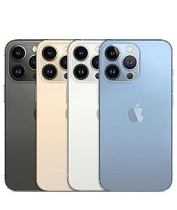 "Apple iPhone 13 Pro 256GB Super Retina XDR OLED de 6.06"" - Câmera Tripla de 12MP iOS - Original Lacrado na Caixa - 1 Ano de Garantia Apple"