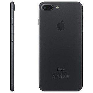 "Apple iPhone 7 Plus MN4M2LZ/A A1784 128GB 4G Tela Retina HD 5.5"" 12MP/7MP iOS 10 – Preto"