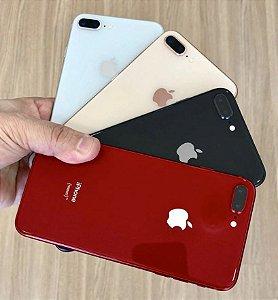 Apple iPhone 8 Plus 64GB - SemiNovo de Vitrine - Tela 5,5