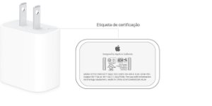 Apple Fonte Carregador USB-C - 18W - Original