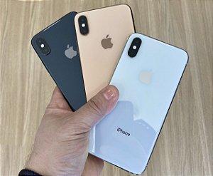 Apple iPhone Xs 256GB - Seminovo de Vitrine - Tela 5,8