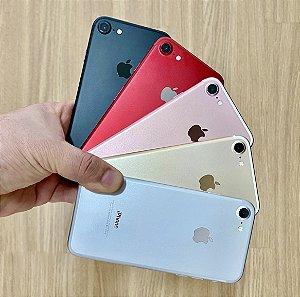 Apple iPhone 7 128GB - Seminovo de Vitrine - Tela 4,7