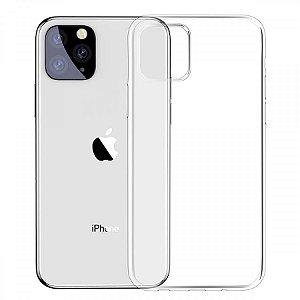 "Capa Protetora Baseus Simplicity Series para iPhone 11 Pro Max 6.5"" Transparente"