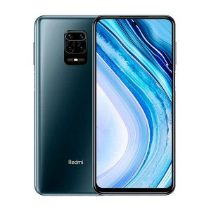 Celular Xiaomi Redmi Note 9 Pro 128gb 4gb Ram Tela 6.67' Interstellar Black - Cinza