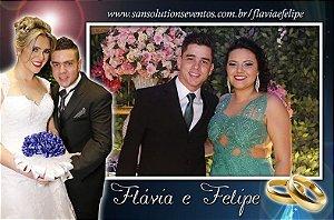 Foto Lembrança para Casamentos