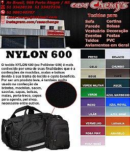 NYLON 600 CORDURA