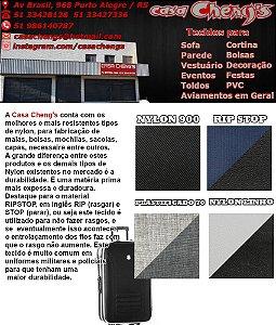 NYLON 900 - PLASTIFICADO - RIPSTOP - LINHO