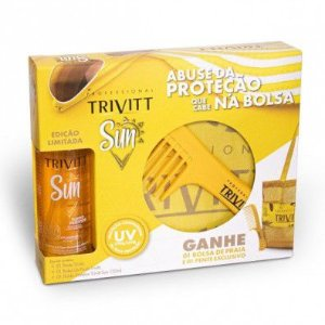 TRIVITT SUN 120ML + BAG + PENTE