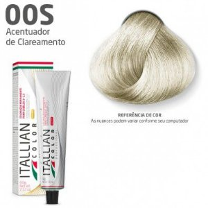 ITALLIAN COLOR 60G ACENTUADOR DE CLAREAMENTO 00S