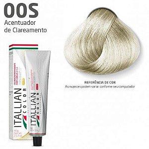 ITALLIAN COLOR 60G ACENTUADOR DE CLAREAMENTO 00S