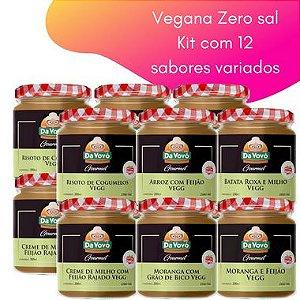 PROMO DE ANIVERSARIO - Comidinha Vegana Compre 12 e leve 24 !!