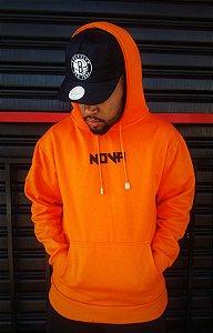 Moletom Capuz Orange NOVA
