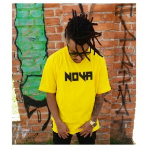 Camiseta Yellow Black NOVA