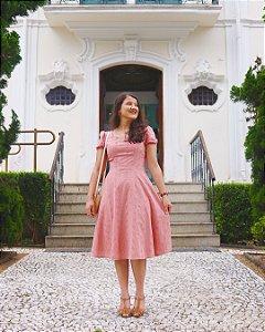 Vestido De Laise Rosê