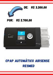 CPAP Automático Airsense - Resmed