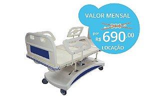 CAMA HOSPITALAR ELÉTRICA CLEAN OBESO PDL1026