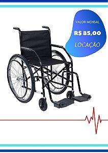 CADEIRA DE RODAS SEMI OBESO