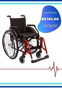 CADEIRA DE RODAS MAX OBESO