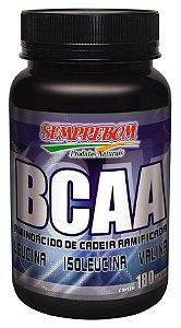 BCAA - 180 Cápsulas