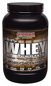 Whey Protein Chocolate 900g