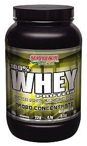 Whey Protein Baunilha 900g