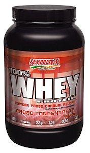 Whey Protein Morango 900g