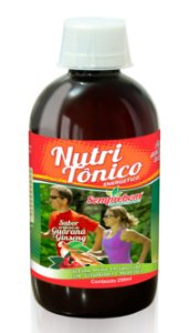 Nutri Tônico 250 ml