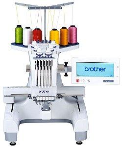 Máquina de Bordar Brother PR620 (Semi Nova) - Apenas 1.000 horas de Uso