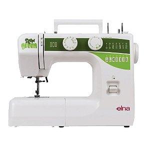 Máquina de Costura Elna Sew Green 220v