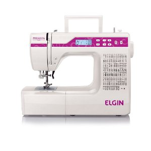 Máquina Eletrônica Elgin Premium JX10000 - 100 Pontos -Bivolt