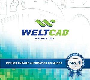 SISTEMA DE CAD, MODELAGEM E ENCAIXE WELTCAD