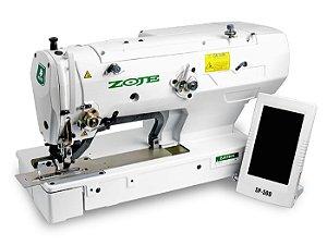 Máquina Caseadeira Eletrônica Zoje ZJ-5780S Caseado até 120mm