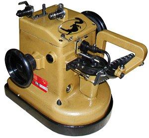 Máquina Overloque de Calçado (Peleteira) Motor Convencional Cavalo