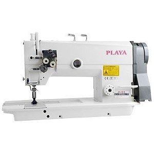 Máquina 2 Agulhas Playa Barra Fixa