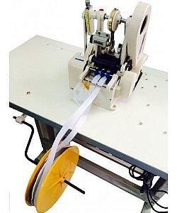Máquina de Cortar Tiras e Fitas Apenas a Frio ( Aplicação em corte de máscaras )