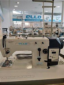 Máquina Reta Zig Zag Ello EL-20UD43/53 Direct Drive