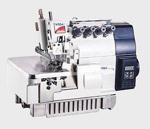 Máquina de Costura Overloque Eletrônica 4 Fios Lantece VG S60D-4-24 Direct Drive