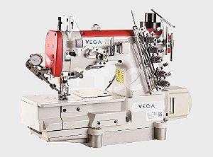 Máquina Costura Galoneira (Cobertura) Eletrônica Fechada Lantece 858ED-01CBX364/UT
