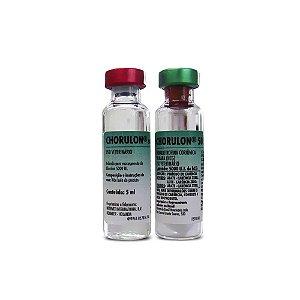 Chorulon 5000 UI - Gonadotrofina HCG - 5ml