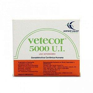 Vetecor 5000 U.I -Hertape- Caixa com 02 Ampolas