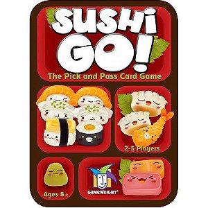 Sushi Go + Acessório Marcador de Pontos - Exclusivo