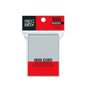 SLEEVES REDBOX MINI EURO 45 X 68 MM