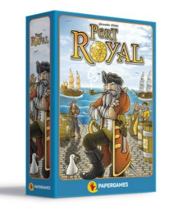 Port Royal + Token 1º Jogador - Exclusivo
