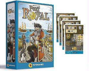 Port Royal + Promo + Token 1º Jogador - Exclusivo - Pré Venda