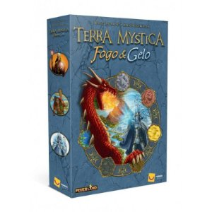 Terra Mystica - Fire and Ice