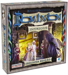 Dominion 2ª Ed - Exp Intrigue - Pré Venda